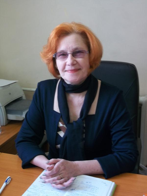 Гаріна Наталія Вікторівна
