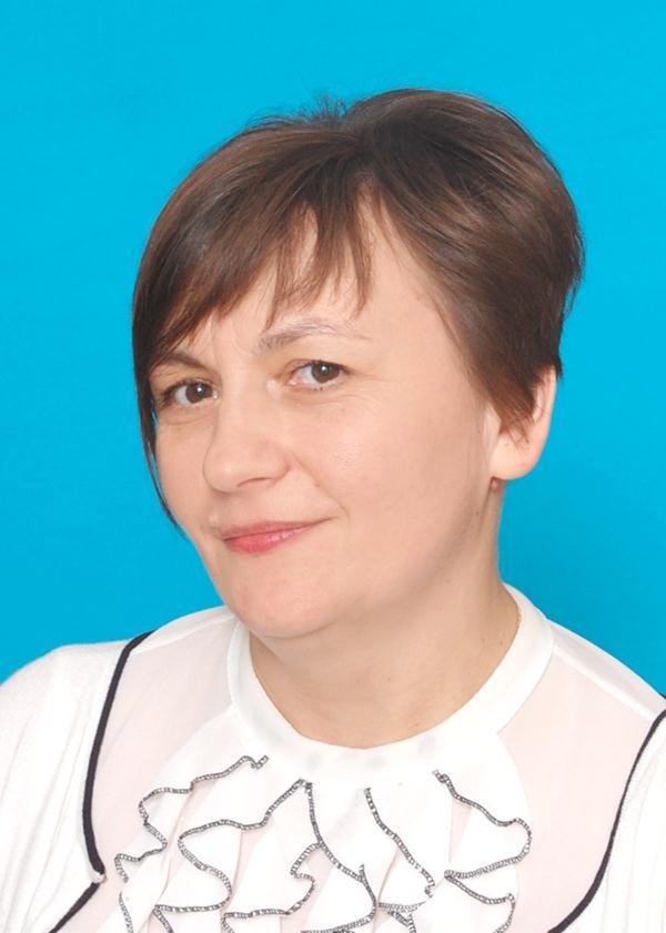 Котюжинська Світлана Георгіївна