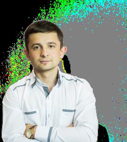 РУСАКОВ Віталій Вікторович