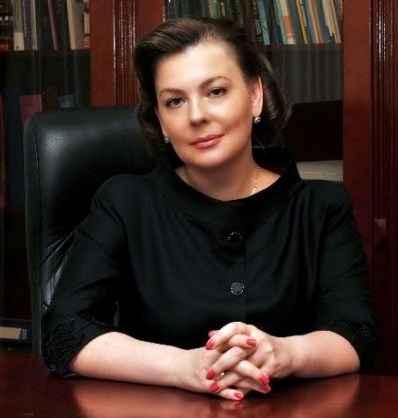 Професор Дубініна Владлена Геннадіївна